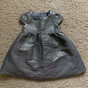 GAP Metallic Dress